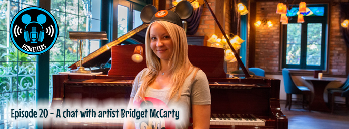 Ep20: A chat with artist Bridget McCarty