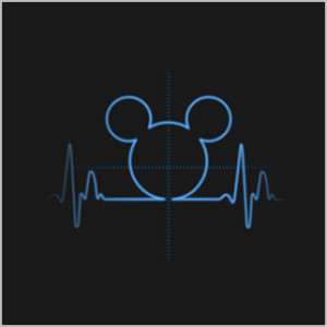 Heartbeat of a Disney Fan