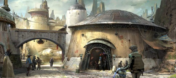 Star Wars Land details revealed!