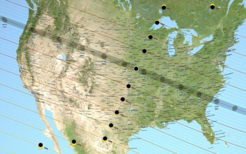 NASA LIVE Stream of SOLAR ECLIPSE!
