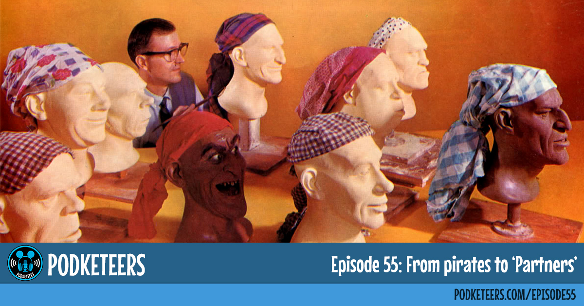 Ep55: From pirates to 'Partners'