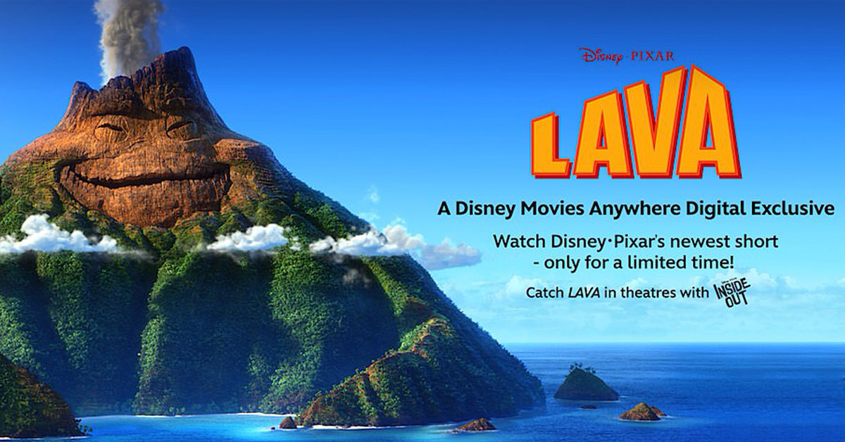 Watch pixar 39 s 39 lava 39 for free in the disney movies - Lava short film download ...