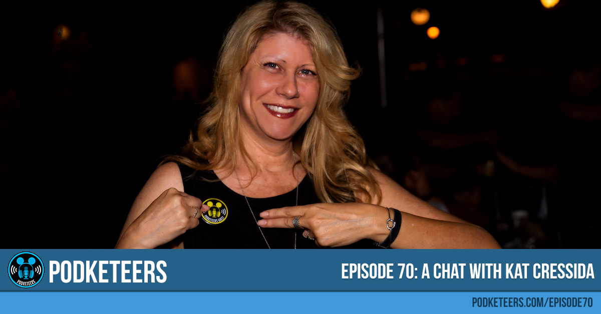 Ep70: A chat with Kat Cressida