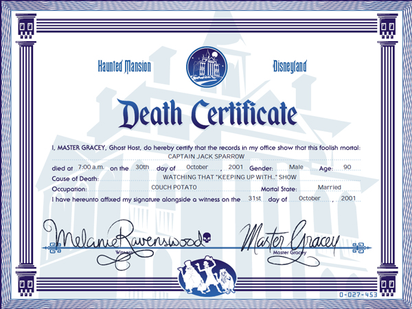 Doombuggies and death certificates | Podketeers.com