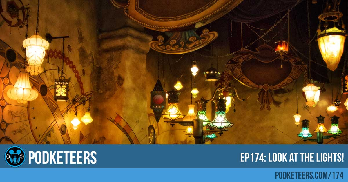 Ep174: Look at the lights!