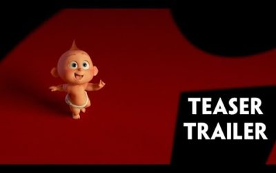 NEW: Incredibles 2 (Official trailer)