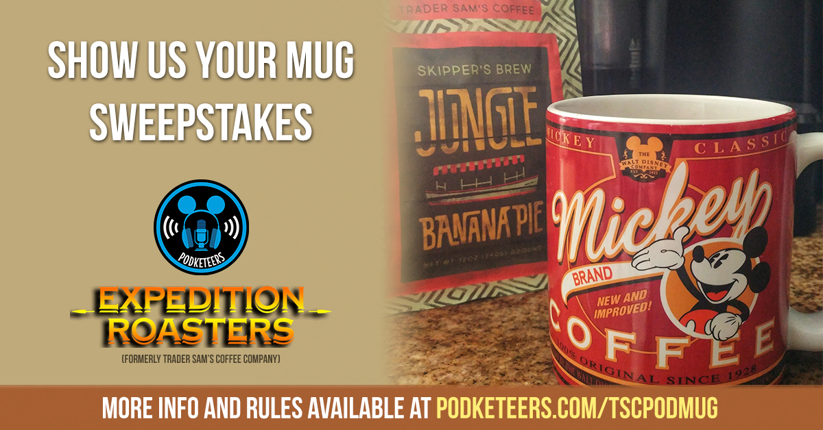 'Show us your mug' Sweepstakes
