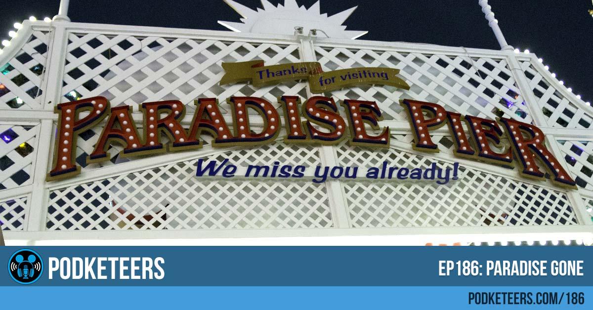 Ep186: Paradise Gone