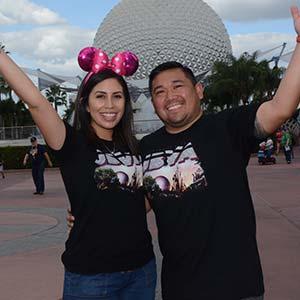 AJ & VJ (aka Disney For 2)