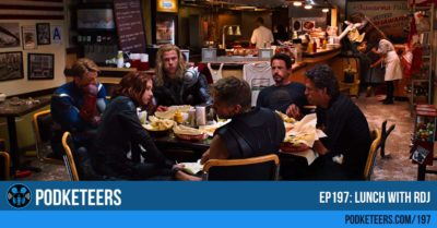 Ep197: Lunch with RDJ