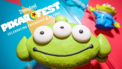 Disney For 2: Pixar Fest: What We Eat In A Day