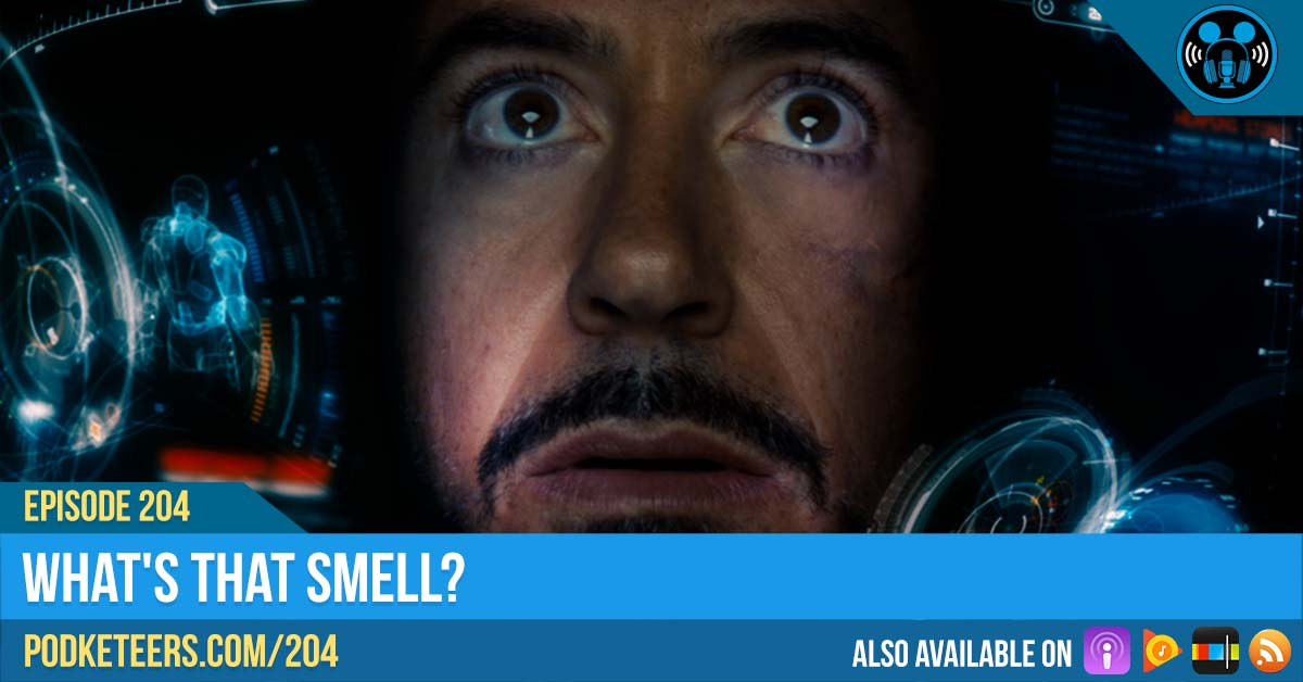 Ep204: What's that smell?