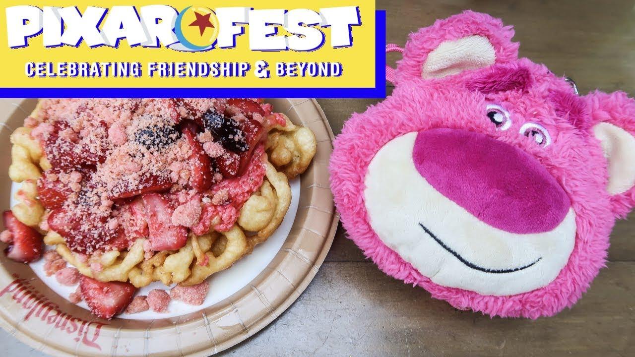 Disney For 2: Pixar Fest- We Try More Food!   American Idol At Disneyland