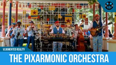 VLOG: The Pixarmonic Orchestra