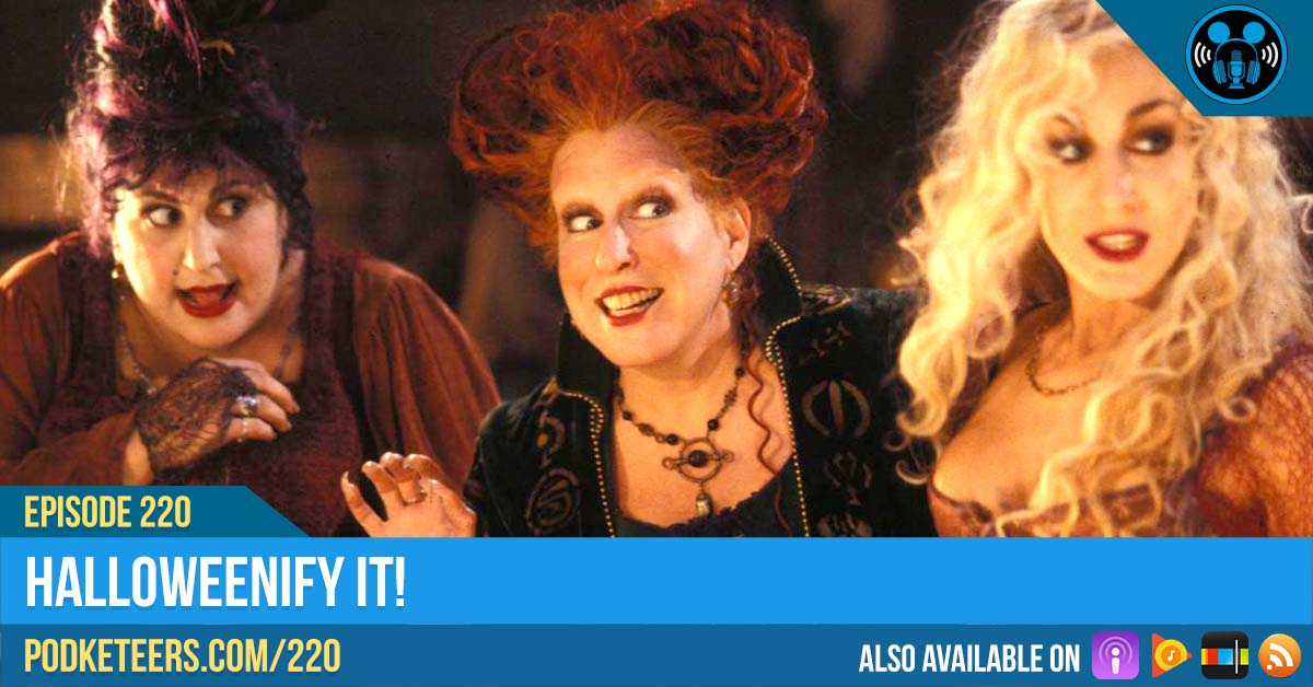 Ep220: Halloweenify it!