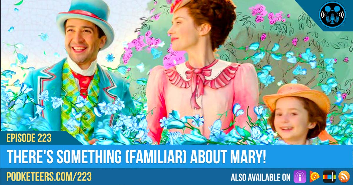 Ep223: There's Something (Familiar) About Mary!