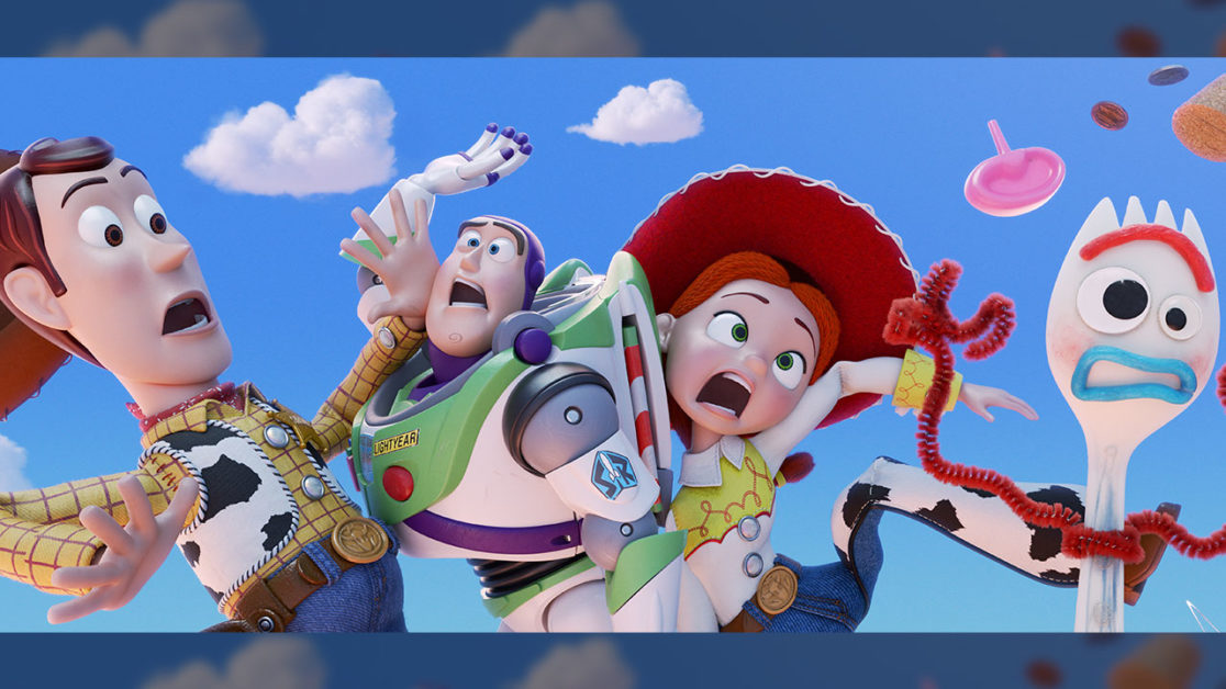 Toy Story 4 trailers