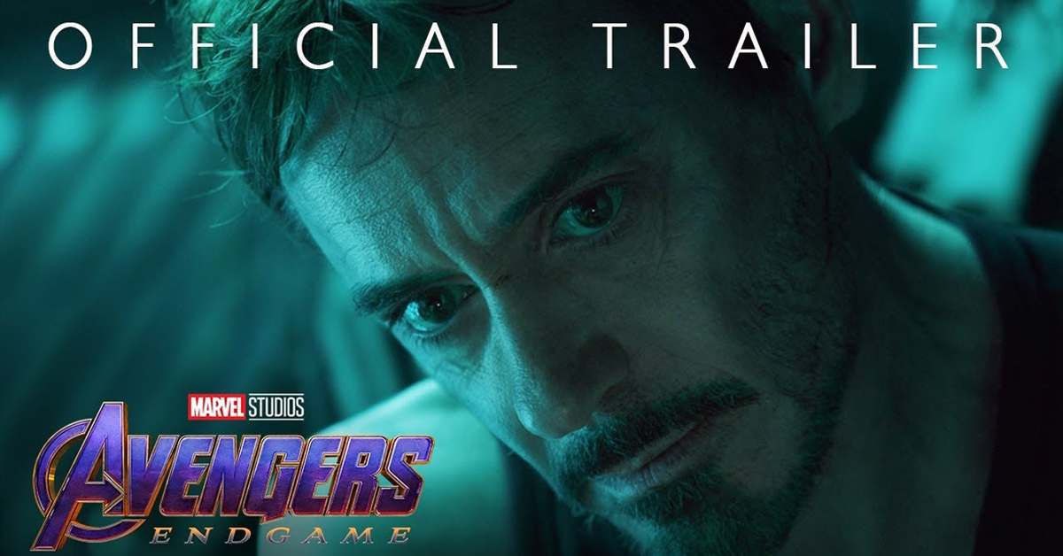 Avengers: End Game FINAL TRAILER RELEASED!