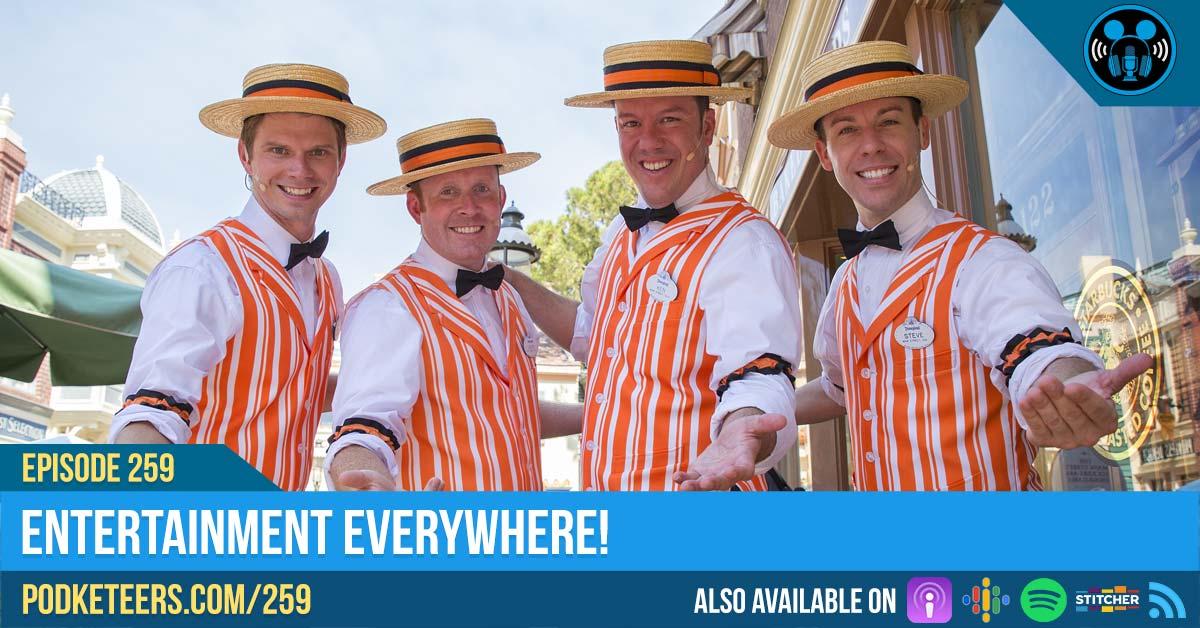 Ep259: Entertainment Everywhere!