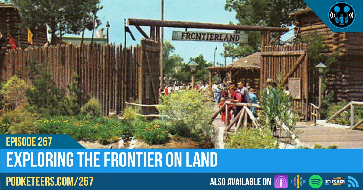 Ep267: Exploring the Frontier on Land