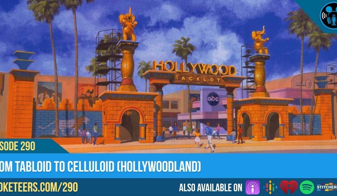Ep290: From Tabloid To Celluloid (Hollywoodland)