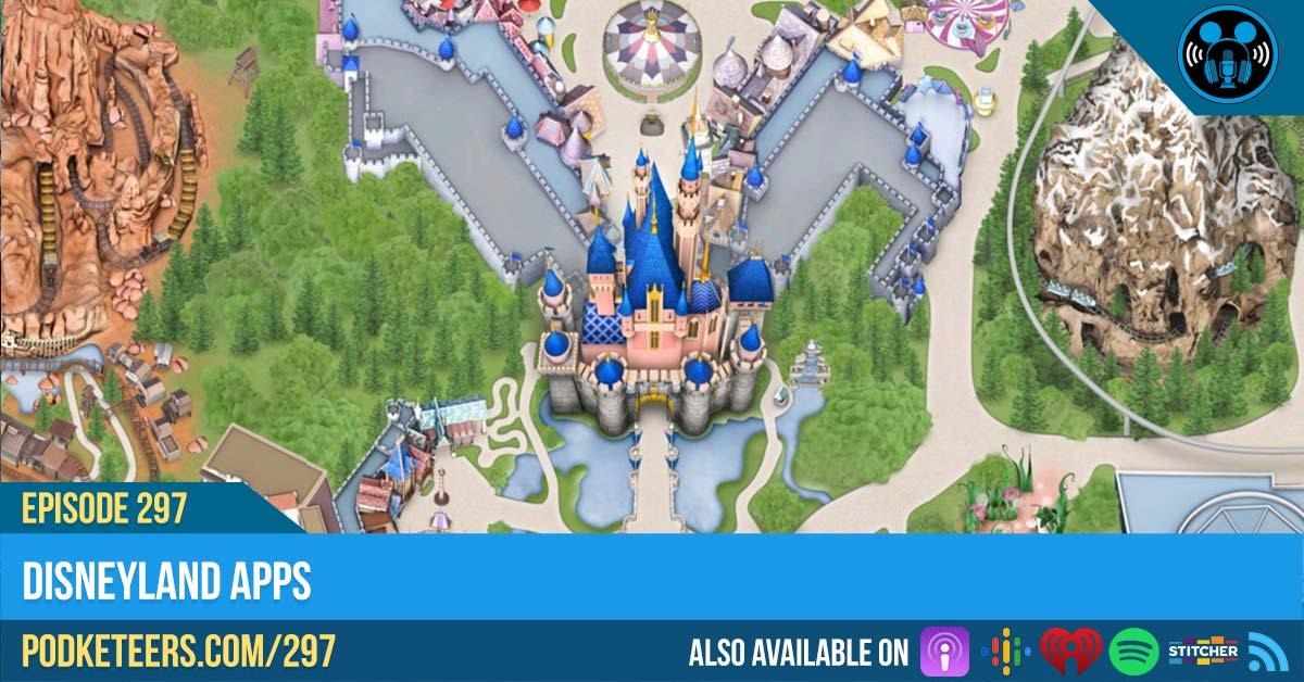 Ep297: Disney Apps