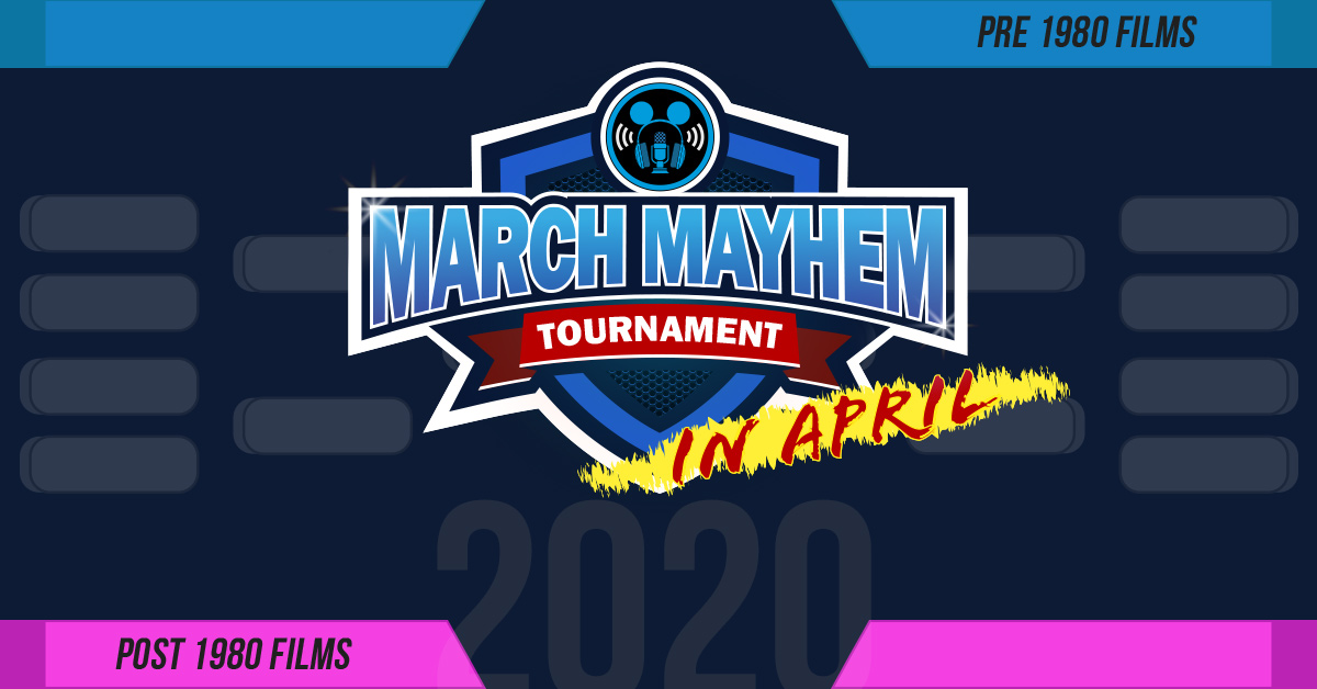 March Mayhem in April