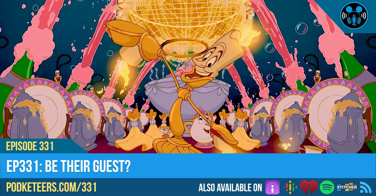 Ep331: Be Their Guest?