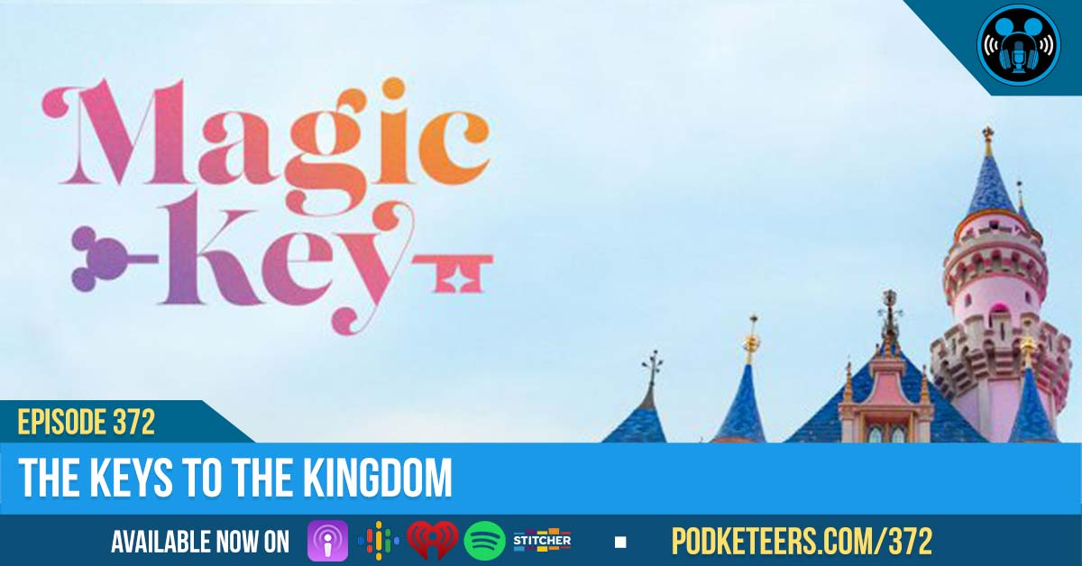 Ep372: The keys to the kingdom